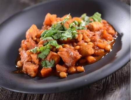 Pikantne chili kurczakowe